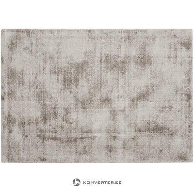 Pelēkbrūns viskozes paklājs (jane) (bojāts, Hall paraugs)