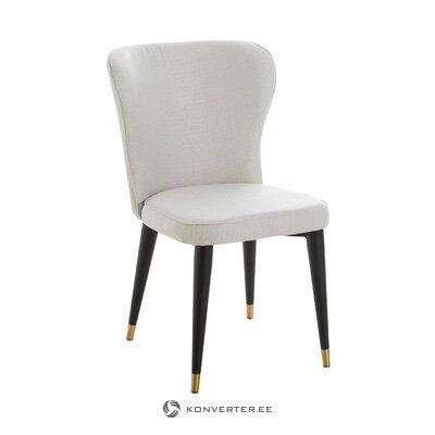 Krēmbalts krēsls (cleo) (viss zāles paraugs)