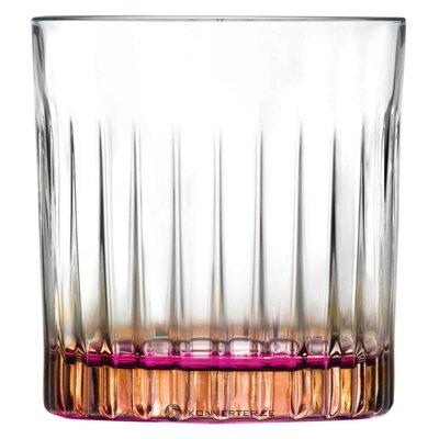 Drinking glass set 6 pcs gipsy (rcr)