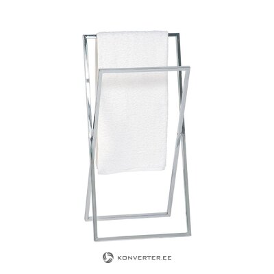 Silver towel rail oliver (in box, whole)