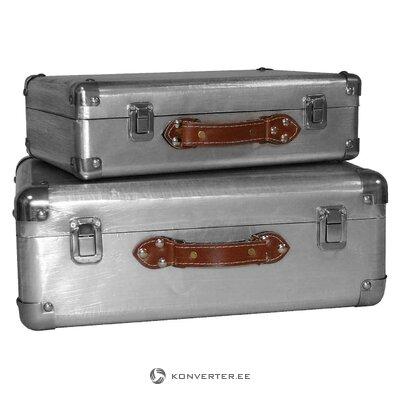 Antīkā stila mazā čemodāna valērija (antic line) (kastē, vesela)