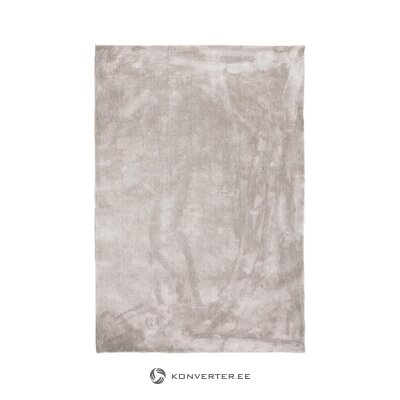 Gray-beige carpet (venture design) (with flaws., Hall sample)