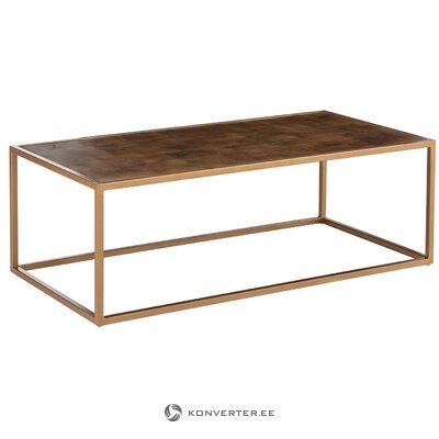 Solid wood coffee table james (prl) (in box, whole)