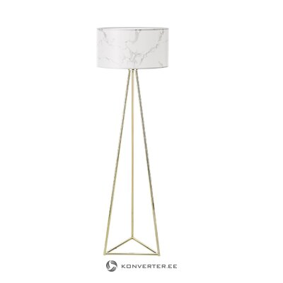 Design floor lamp (lou) (in box, whole)