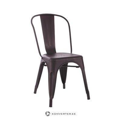 Коричневый стул dallas (ixia) (в коробке, целиком)