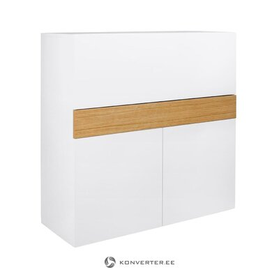White-brown cabinet focus (temahome) (in a box)