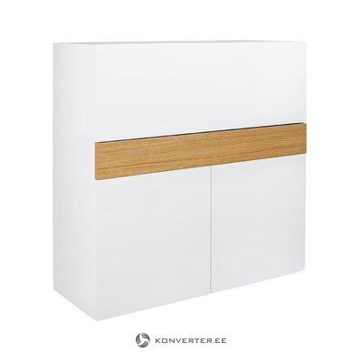 Balta-brūna skapja fokuss (temahome) (vesels, kastē)