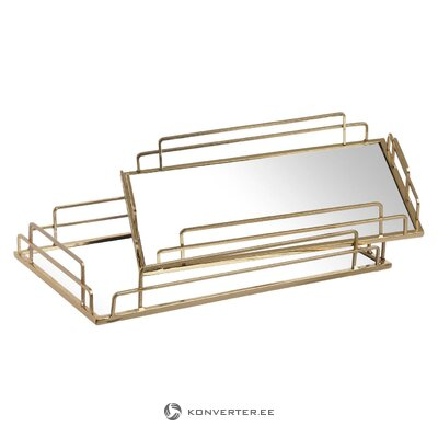 Decorative trays 2pcs nose (inart) (whole, in a box)