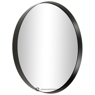 Black frame wall mirror (hd collection) (whole, in box)