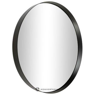 Melna rāmja sienas spogulis (HD kolekcija) (vesels, kastē)