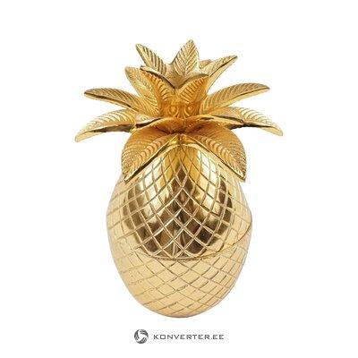 Säilituspurk Pineapple (Hoff Interieur) (Terve, Saalinäidis)