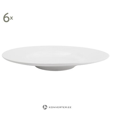 Pasta bowl set 6-piece allure (aerts) (hall sample)