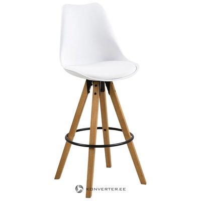 Baltai ruda baro kėdė dima (actona)