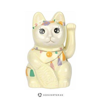 Dekoratīvs formas lamas kaķis (doiy) (viss, zāles paraugs)