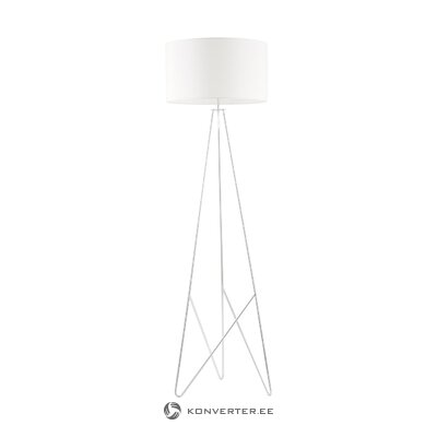 White floor lamp jessica (miraluz)