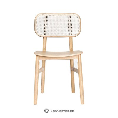 Solid wood chair rita (feeldesign)