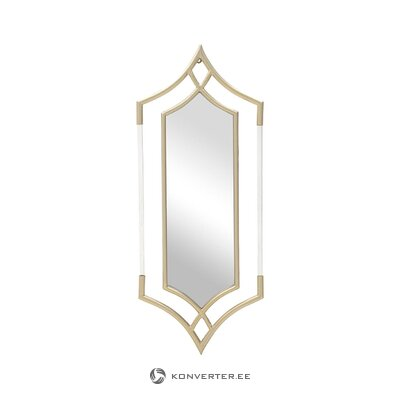 Wall mirror shae (inart) (with defects hall sample)