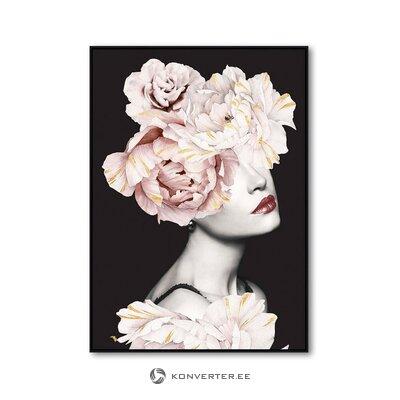 Sienas ziedi (santiago pons) (bojāts., Hall paraugs)