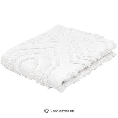 Balta gultas pārklājs (Faye)
