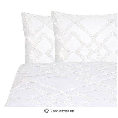 Baltu gultas piederumu komplekts (ticība)