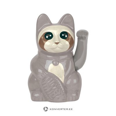 Decorative shape sloth cat (doiy)
