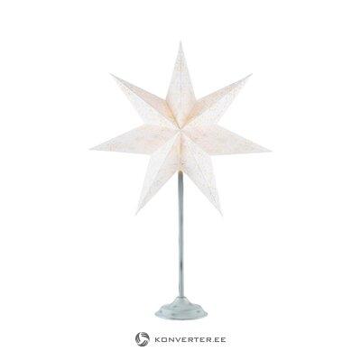 Koristeellinen lampun aratorp (markslöjd)