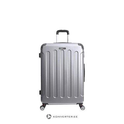 Gray suitcase in tunis (bluestar)