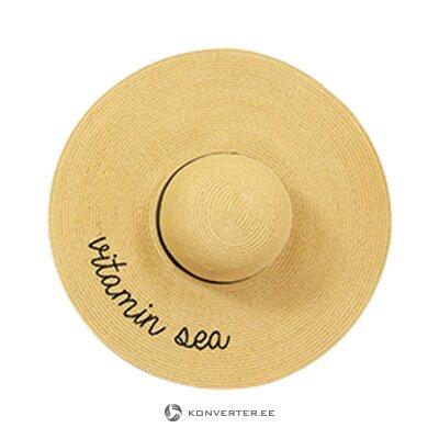 Šiaudinė skrybėlė (daugiabučio namo)