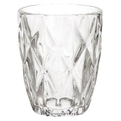 Joogiklaaside Komplekt 6 tk Diamond (Rose e Tulipani)