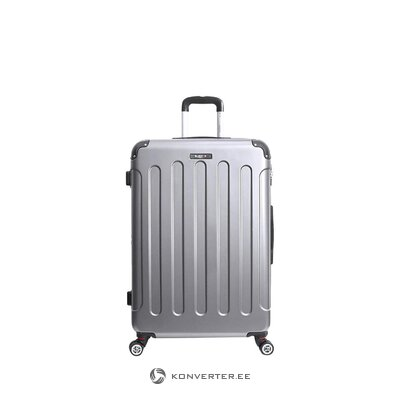 Gray travel case in tunis (bluestar) (defective, hall sample)