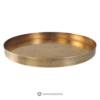 Kultainen tarjotin louanne (puhdas kulttuuri) (koko, näyte)