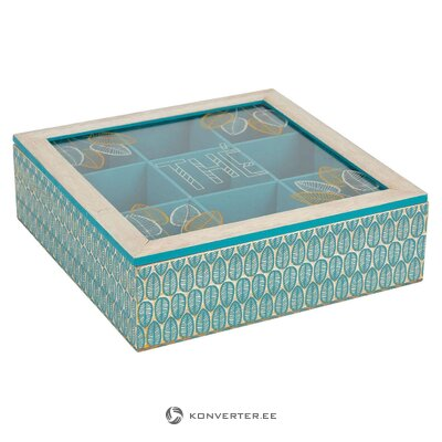 Teepakkide Karp Feuillage (Yliades) (Terve, Saalinäidis)