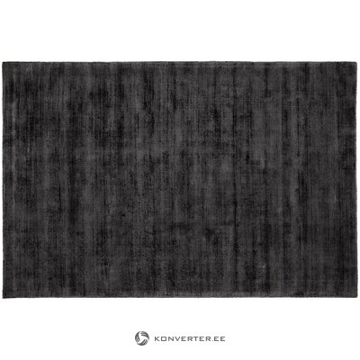 Dark viscose carpet (jane) (whole, in a box)