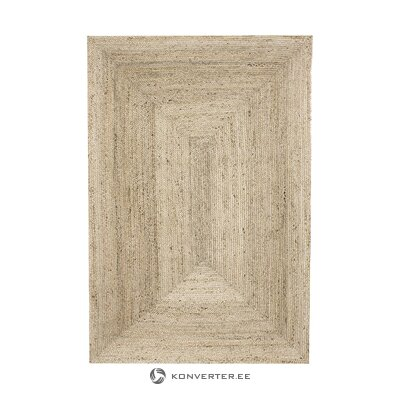 Beige carpet (sharmila) (whole, in box)