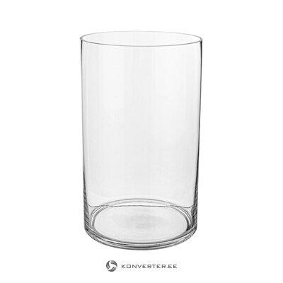 Stikla ziedu vāzes venēcija (bizzotto) (vesela, paraugs)