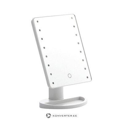 Led stalo veidrodis mona (innova prekės) (su grožio defektais, salės pavyzdys)