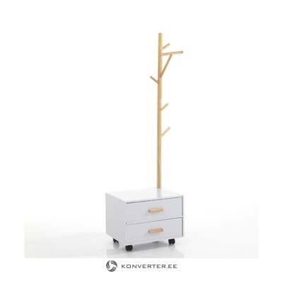 Design bedside table tree (tomasucci) (whole, hall sample)