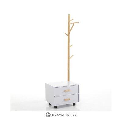Dizaina naktsgaldiņa koks (tomasucci) (viss zāles paraugs)
