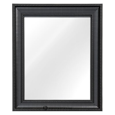 Mirror with frame (g & c interiors)