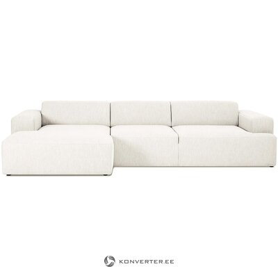 Didelė kampinė sofa (melva)