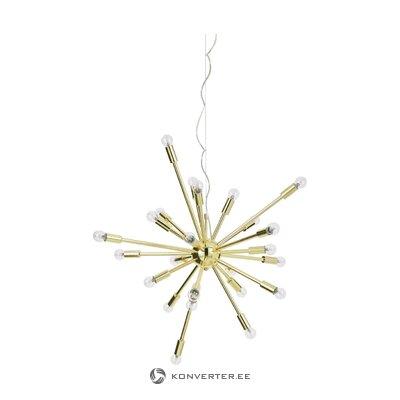 Liela zelta kulona gaisma (smaile)