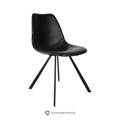 Musta tuoli Franky (hollantilainen)