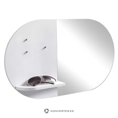 Sieninis veidrodis su lentyna specchio (tomasucci)