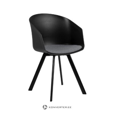 Black chair moon (interstil denmark)