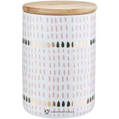 Small storage jar drops (butlers)