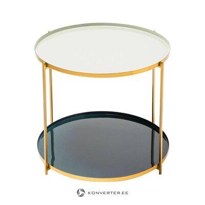 Metal coffee table romy (lalée) (hall sample, small bug)