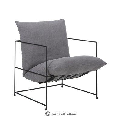 Harmaa-ruskea tuoli Wilma (Actona)