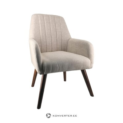 Pink swivel chair lucie (actona)