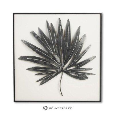 Musta kukkapenkki Greta (Bloomingville)