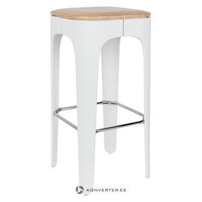 Bar stool (white label living) (whole)